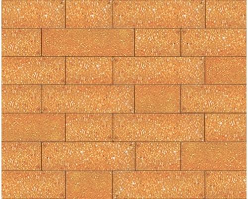Medium Orange (Weave Pattern)