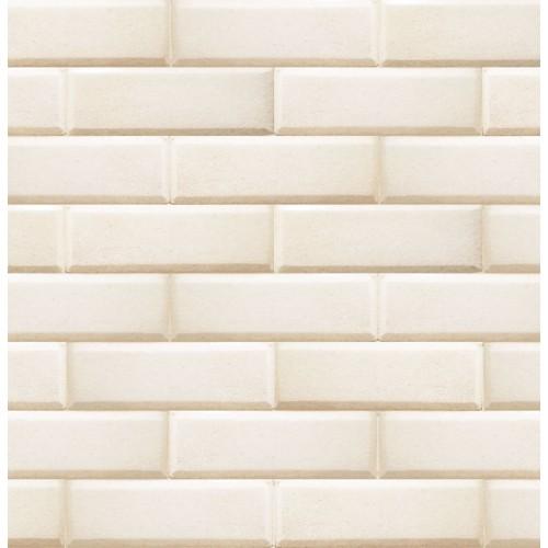 Cream Putih Halus Bevel